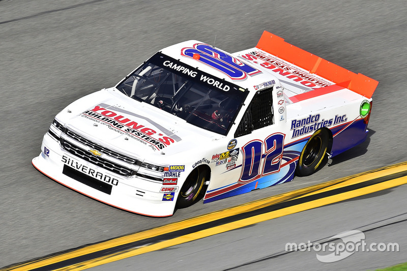 Tyler Young, Young Motorsports, Chevrolet