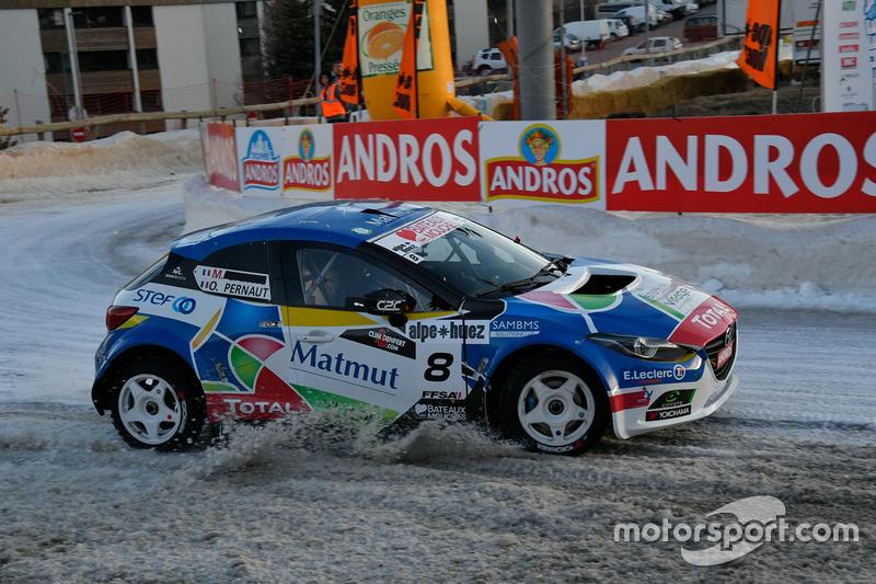 Olivier Pernault, Team Saintéloc Mazda 3