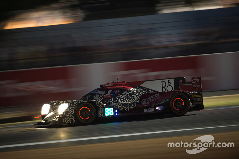 Победители LMP2: DC Racing №38