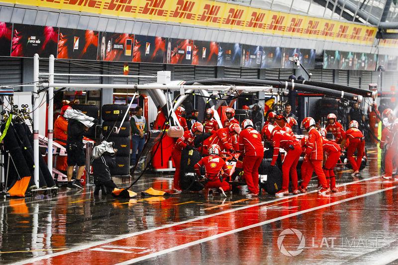 El horrible mes de 2017: Con Monza empezó todo