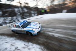 Romain Dumas, Porsche 911 GT3 RS