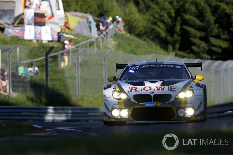3. #98 Rowe Racing, BMW M6 GT3