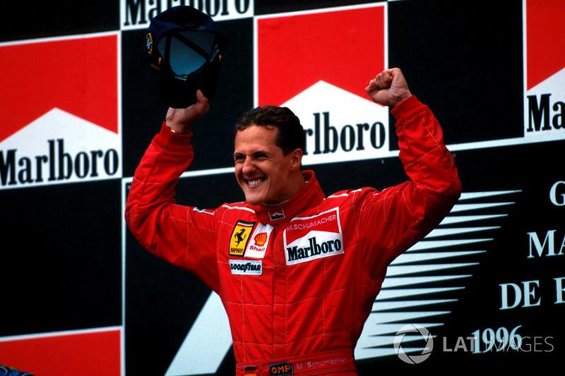 #20 GP d'Espagne 1996