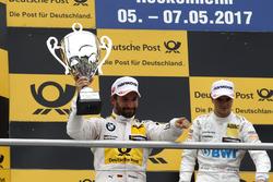 Podium: 2. Timo Glock, BMW Team RMG, BMW M4 DTM