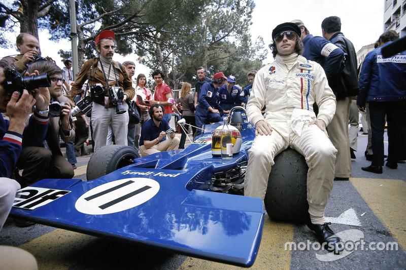 Jackie Stewart (1969, 1971 y 1973)