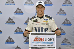 Brad Keselowski, Team Penske Ford pole winner