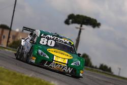 Marcos Gomes und Antonio Pizzonia