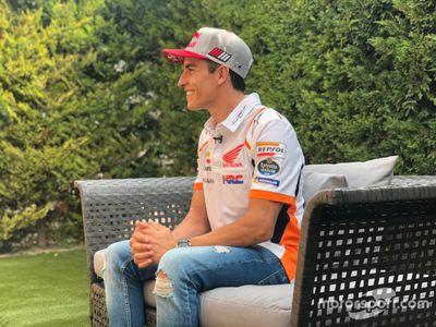 Interview de Marc Márquez par Repsol Honda