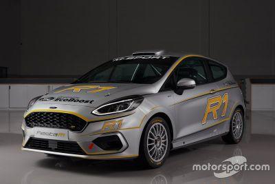 Ford Fiesta R1 unveil