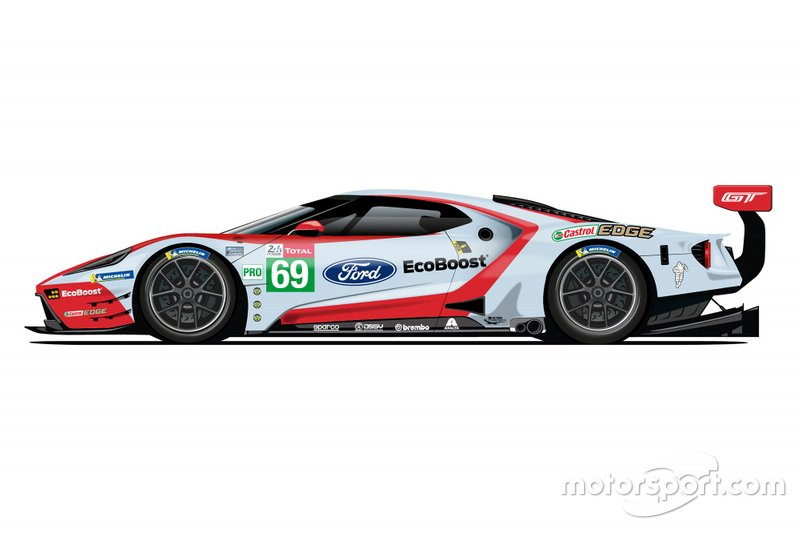 Ford GT livery #69