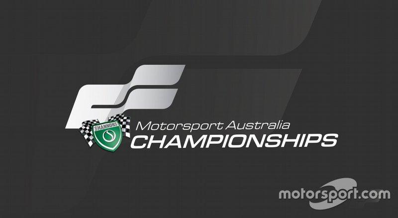 Shannons Motorsport Australia Championships launch