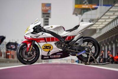 Yamaha 60th anniversary livery unveil
