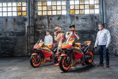 Презентация Repsol Honda Team
