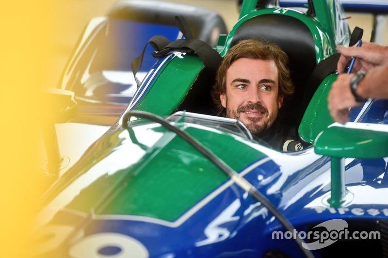 Fernando Alonso, Andretti Motorsport