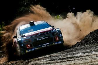Мадс Остберг, Торстейг Еріксен, Citroën World Rally Team Citroën C3 WRC