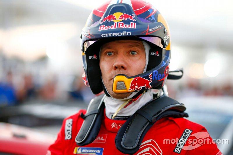 Sébastien Ogier, Citroën C3 WRC, Citroën World Rally Team