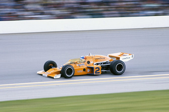 Johnny Rutherford, McLaren Offenhauser TC
