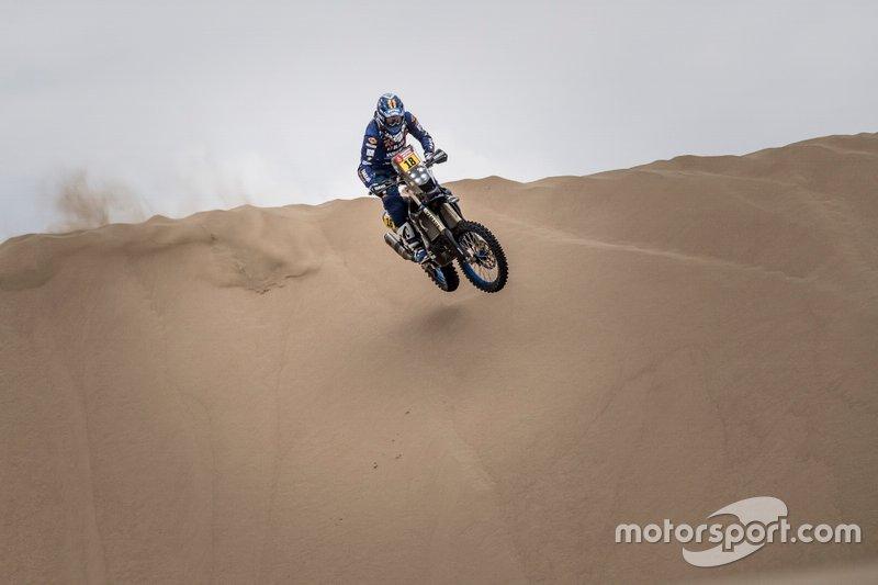 #18 Yamaha Official Rally Team: Ксав'є де Сультре