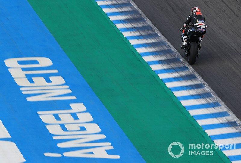 Фабио Картараро, Petronas Yamaha SRT