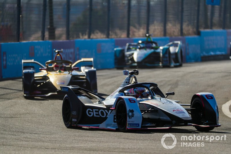 Maximilian Günther, Dragon Racing, Penske EV-3, Jean-Eric Vergne, DS TECHEETAH, DS E-Tense FE19