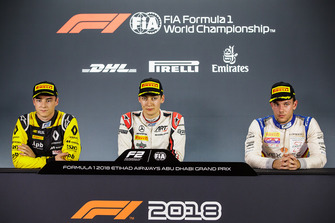 Artem Markelov, RUSSIAN TIME, George Russell, ART Grand Prix, Luca Ghiotto, Campos Racing