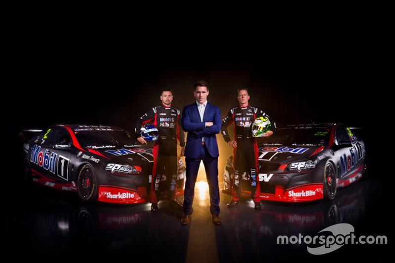 Jack Perkins, James Courtney, Walkinshaw Racing