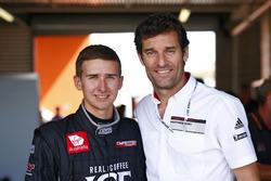 Matt Campbell, Competition Motorsports and Mark Webber
