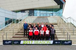 2017 FIA WEC directores de equipos