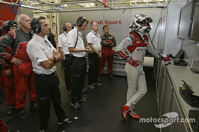 Benoit Treluyer, Andre Lotterer, Audi Sport Team Joest