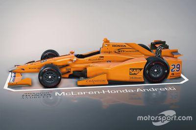 Fernando Alonso Indianapolis - teszt