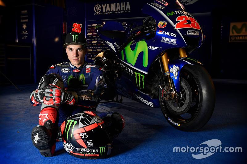5. Маверик Виньялес, MotoGP, Yamaha