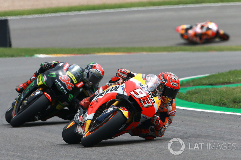 #31 MotoGP Jerman 2017