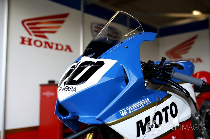 Das Bike Von Felix Bauer Honda CBR 1000 RR