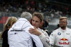 Jens Marquardt, BMW Motorsport Director and Marco Wittmann, BMW Team RMG, BMW M4 DTM