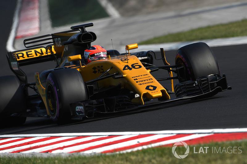 Kubica já completou testes com a Renault (incluindo um dia com o modelo de 2017 na Hungria), o que deixou a equipe impressionada.