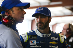Jimmie Johnson, Hendrick Motorsports Chevrolet ve Chad Knaus