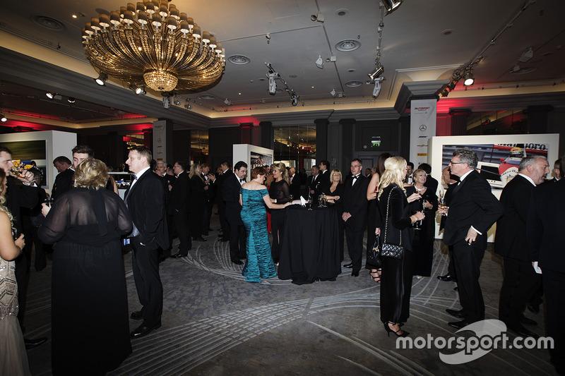 Invitados en el Autosport Awards