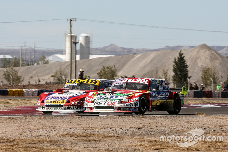 Juan Manuel Silva, Catalan Magni Motorsport Ford, Juan Pablo Gianini, JPG Racing Ford