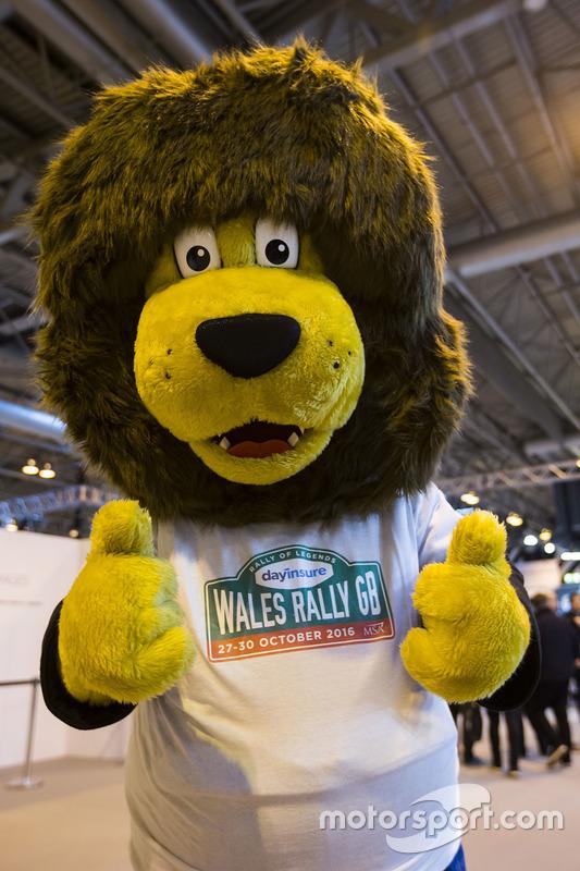 Wales Rally GB Bear