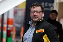Директор Pirelli Motorsport Пол Хембри