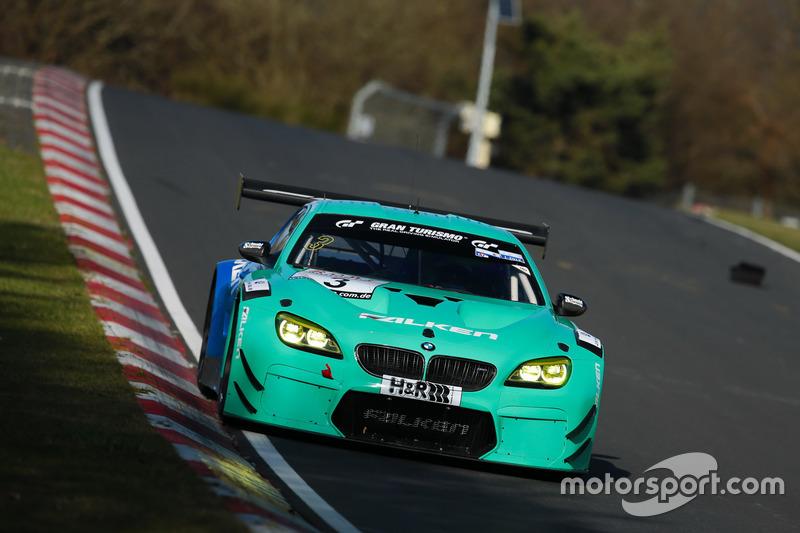 Alexandre Imperatori, Marco Seefried, Team Falken Motorsport, BMW M6 GT3