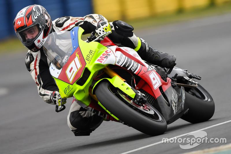 #91 Yamaha: Kevin Autin