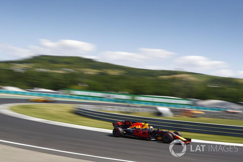 6. Даниэль Риккардо, Red Bull Racing RB13