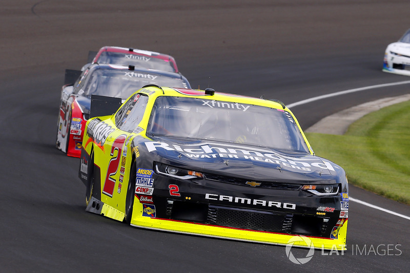 Paul Menard, Richard Childress Racing Chevrolet y Ty Dillon, Richard Childress Racing Chevrolet