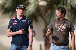 Max Verstappen, Red Bull Racing ve Michael Schmidt, Haberci