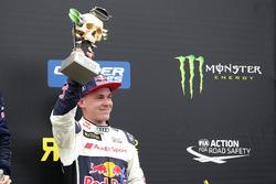 Supercharge-Trophy: Toomas Heikkinen, EKS, Audi S1 EKS RX Quattro