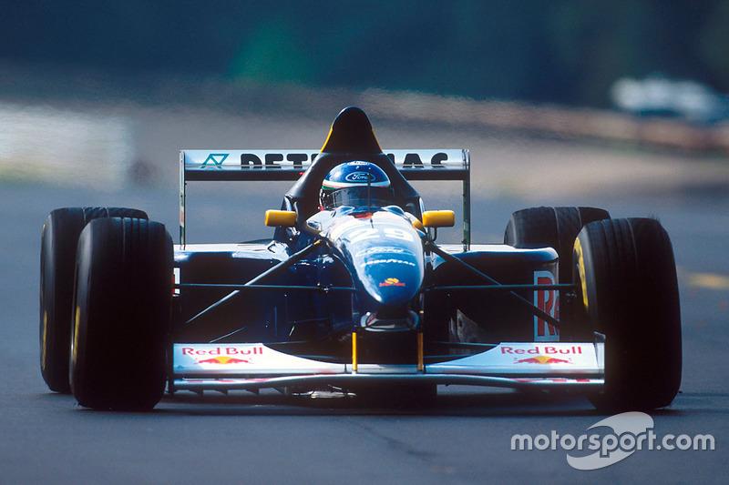 1995: Sauber-Ford C14