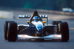 Jean-Christophe Boullion, Sauber C14 Ford