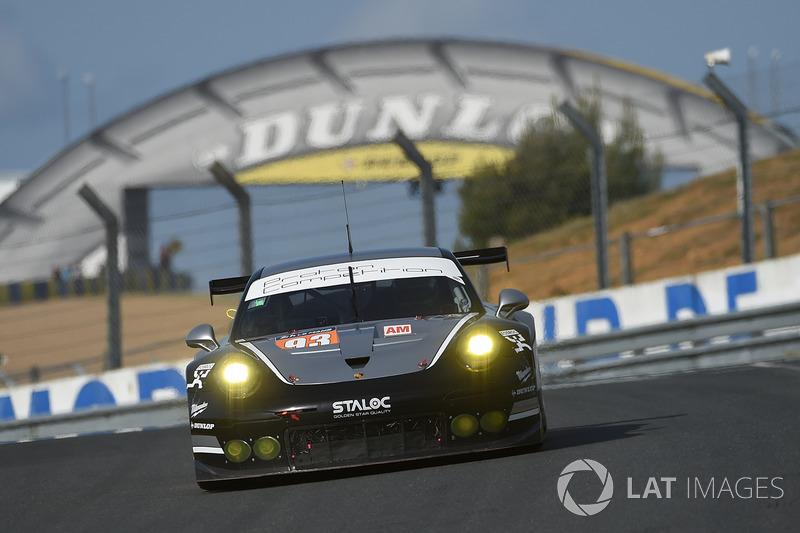 LMGTE-Am: #93 Proton Competition, Porsche 911 RSR