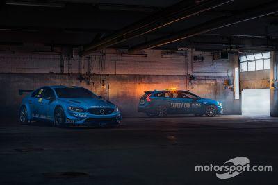 Tanıtım: WTCC Volvo V60 Polestar Güvenlik Aracı
